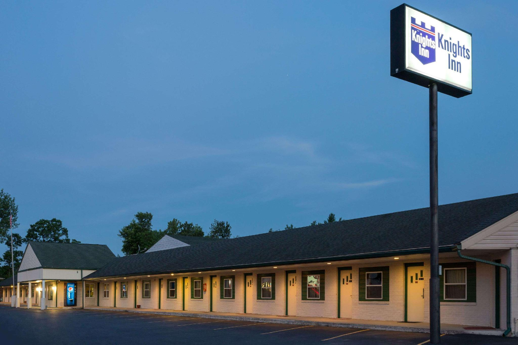Knights Inn - Athens, OH, Athens