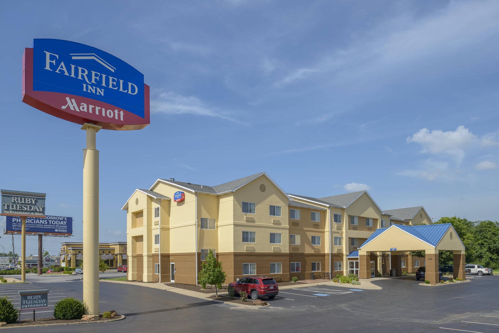 Fairfield Inn Joplin, Newton