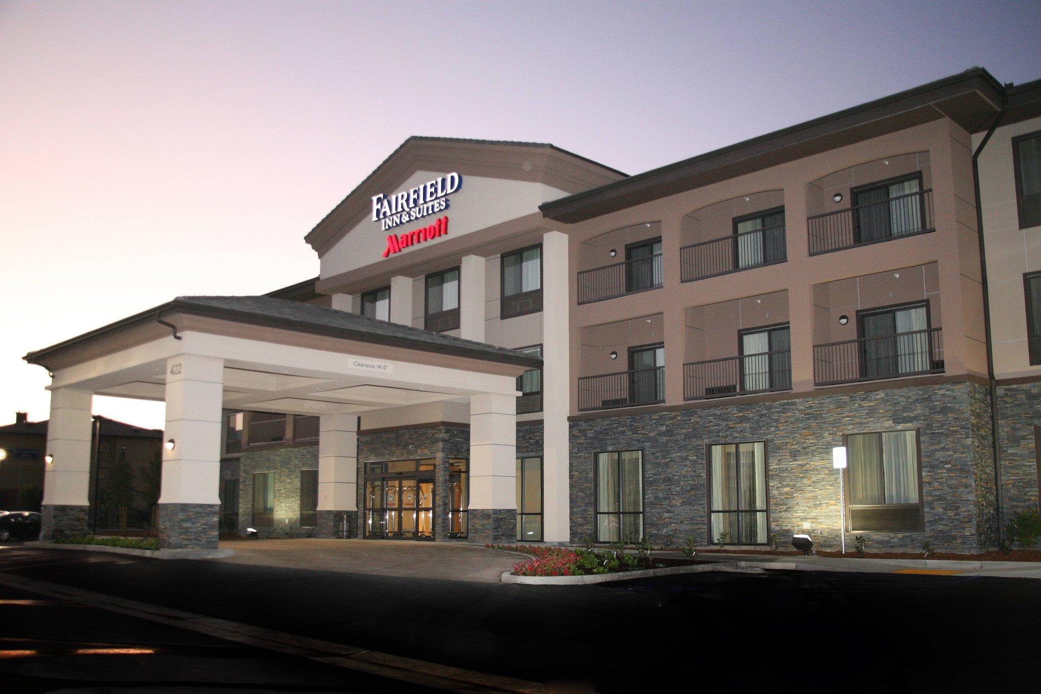 Fairfield Inn & Suites Tehachapi, Kern