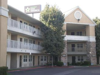 Extended Stay America Bakersfield California Avenue