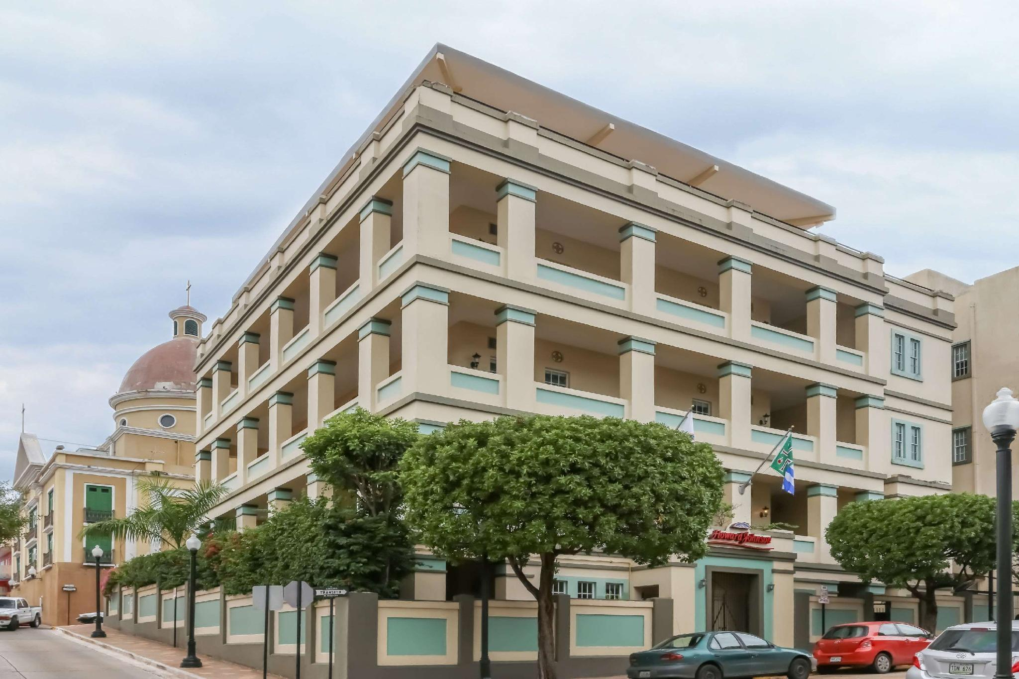 Howard Johnson Inn Downtown Mayaguez Pr,