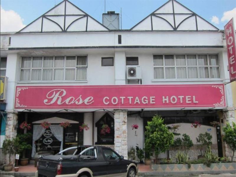 Rose Cottage Hotel Taman Universiti, Johor Bahru