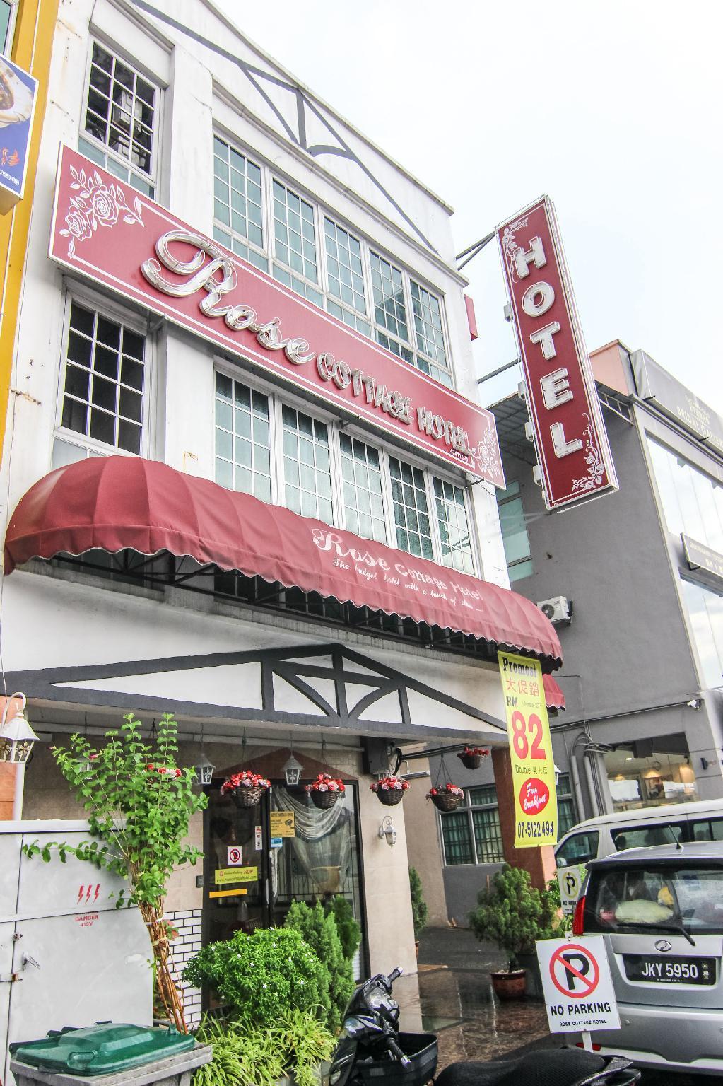 Rose Cottage Hotel Taman Nusa Bestari 2, Johor Bahru