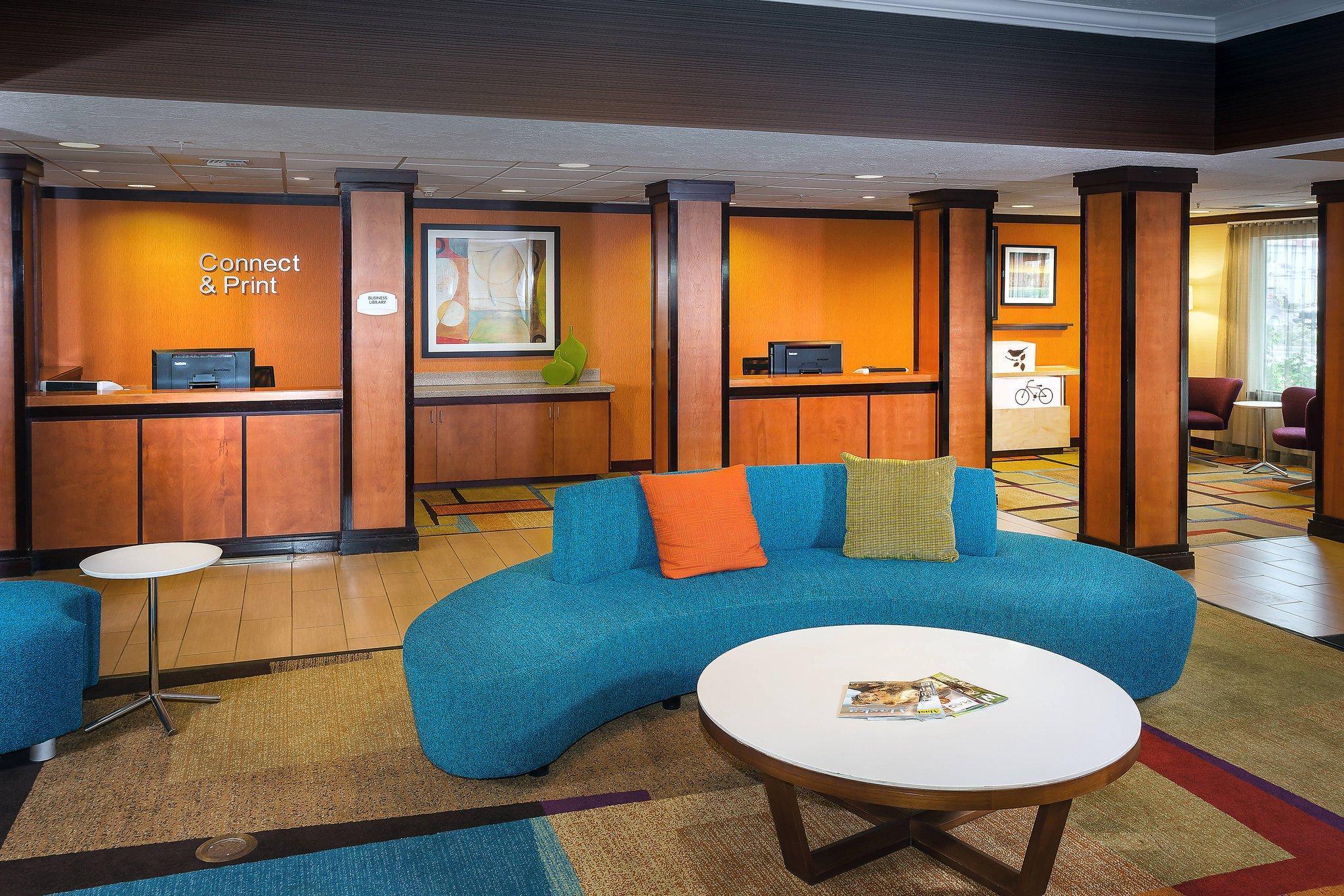 Fairfield Inn & Suites Anchorage Midtown, Anchorage