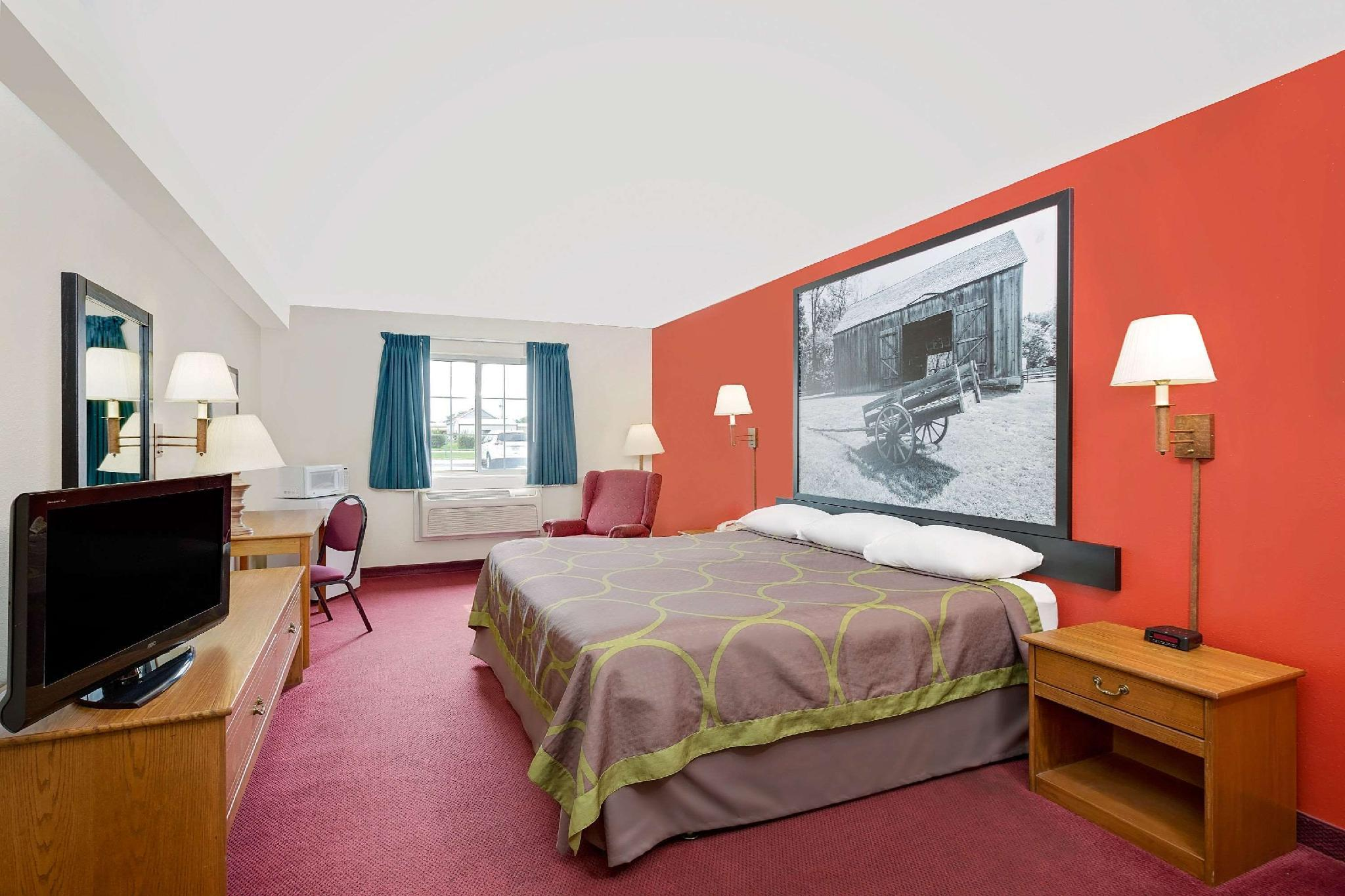 1 Queen Bed, Studio Suite, Non-Smoking