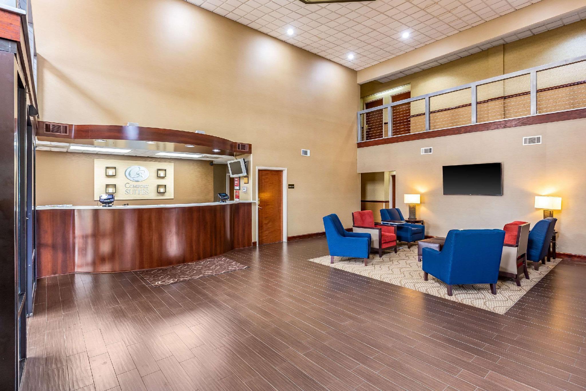 Comfort Suites Warner Robins, Houston