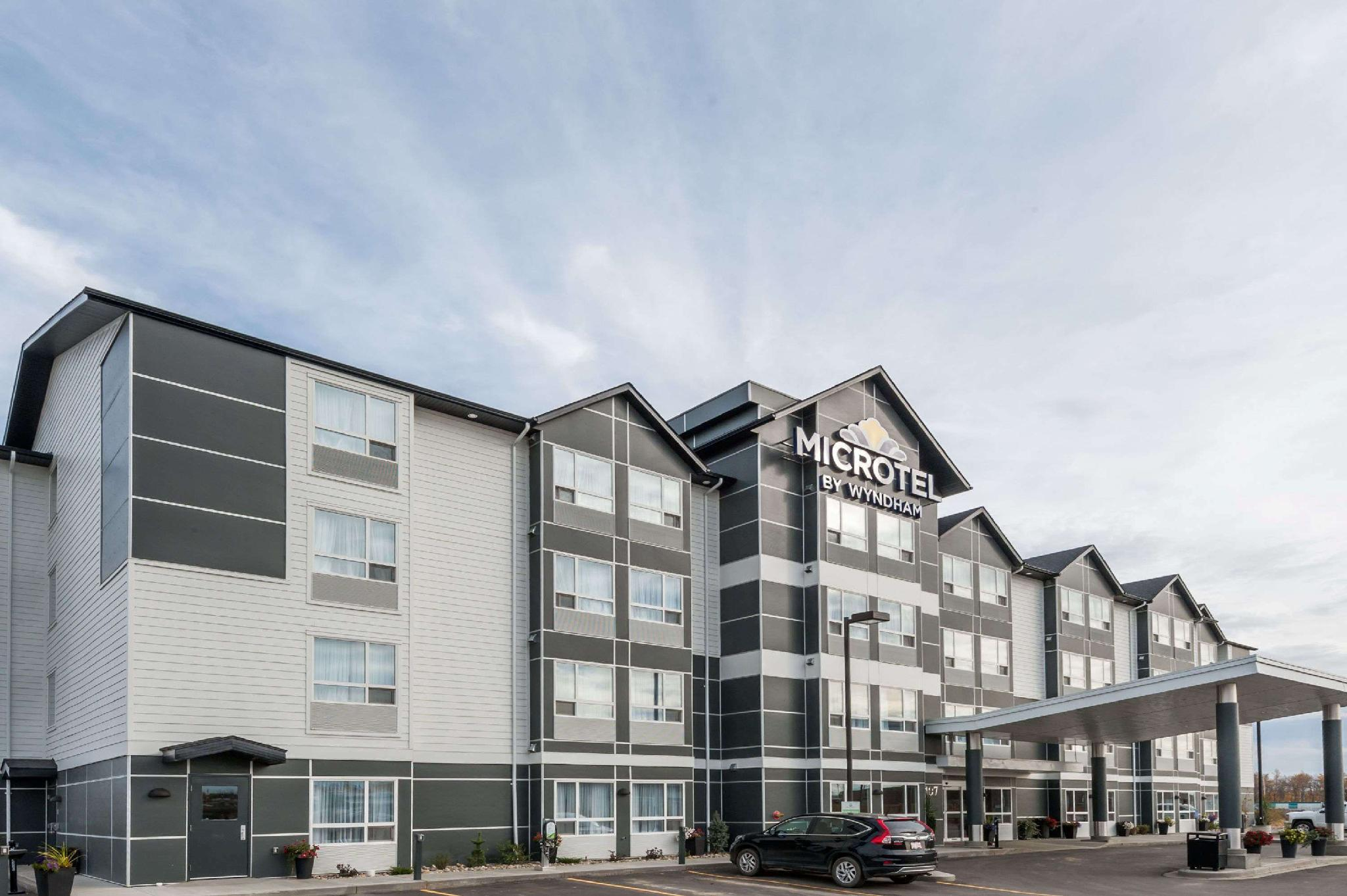 Microtel Inn & Suites By Wyndham Fort St John, Peace River
