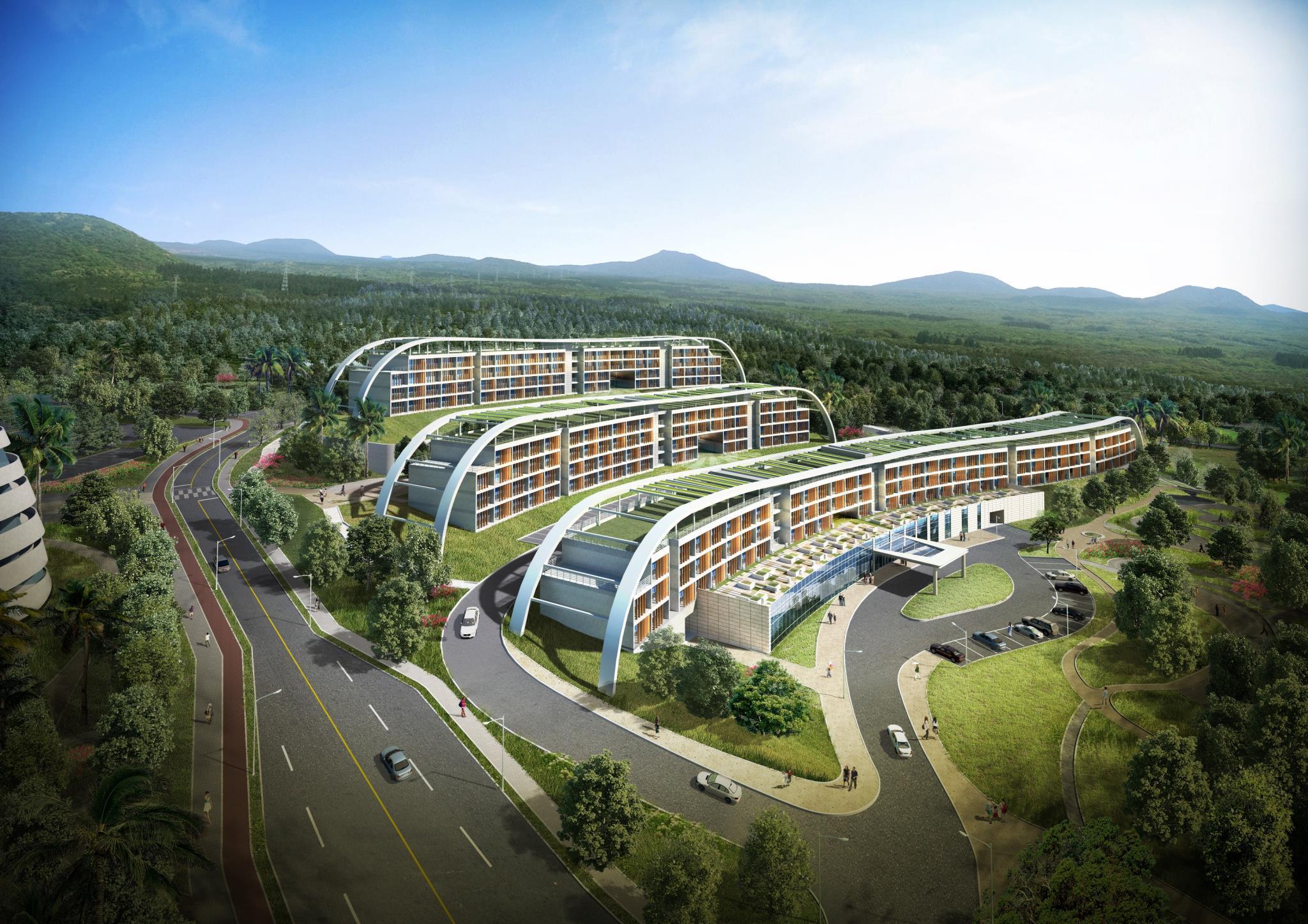 The Qube Resort Jeju, Seogwipo