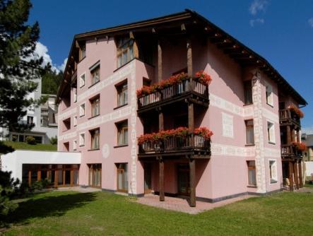 Boutique Hotel Cervus, Maloja