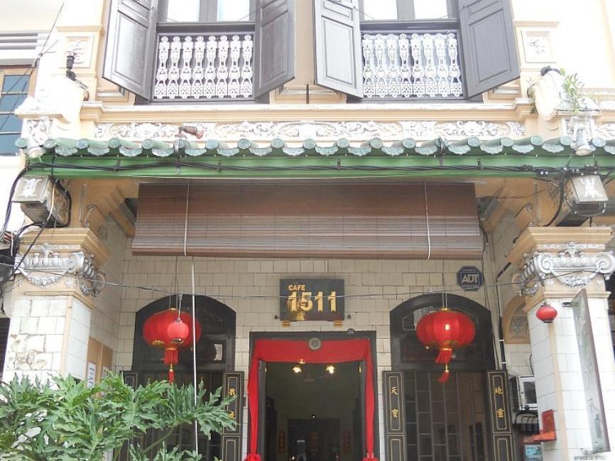 Cafe 1511 Guesthouse, Kota Melaka