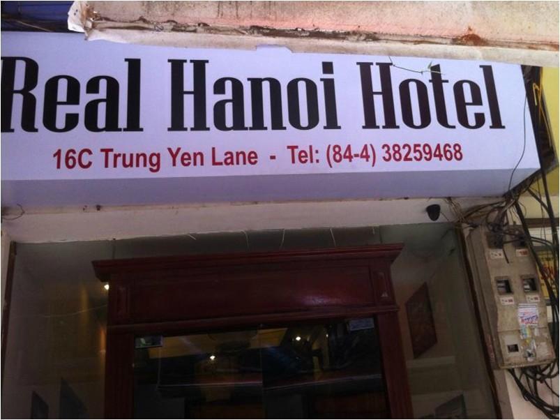 Khách Sạn Real Hà Nội