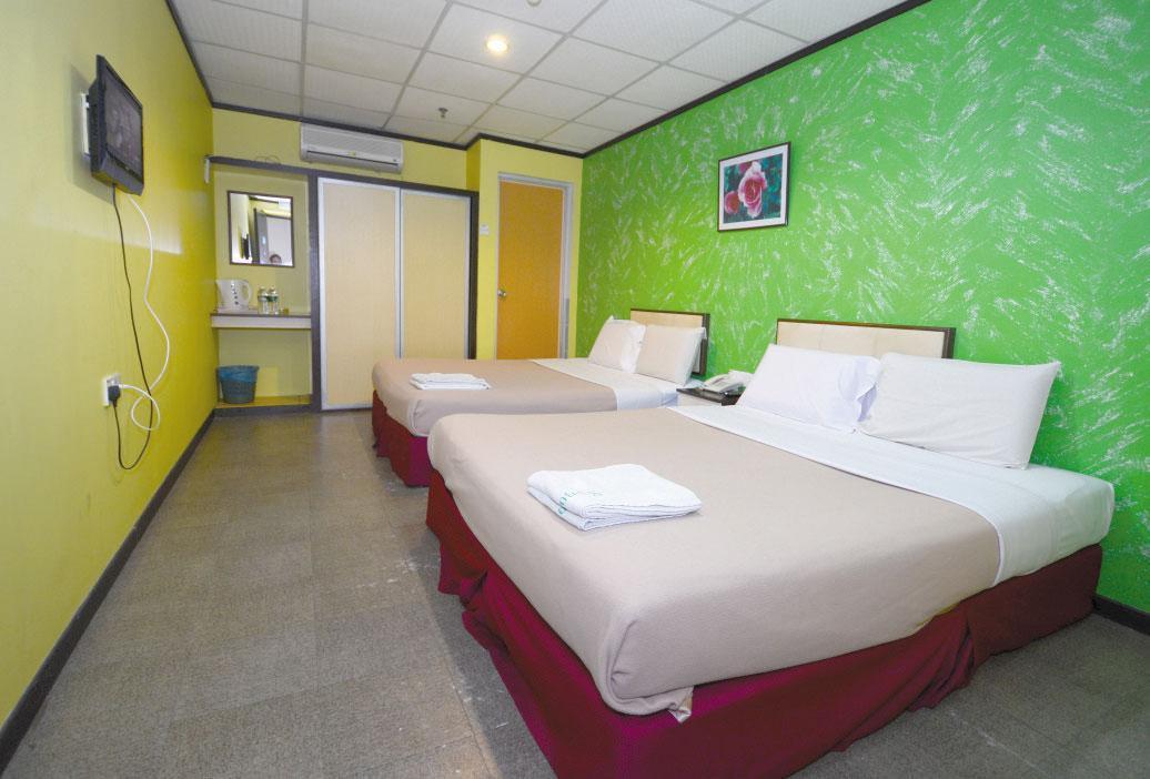 TS Hotel - Scientex, Johor Bahru