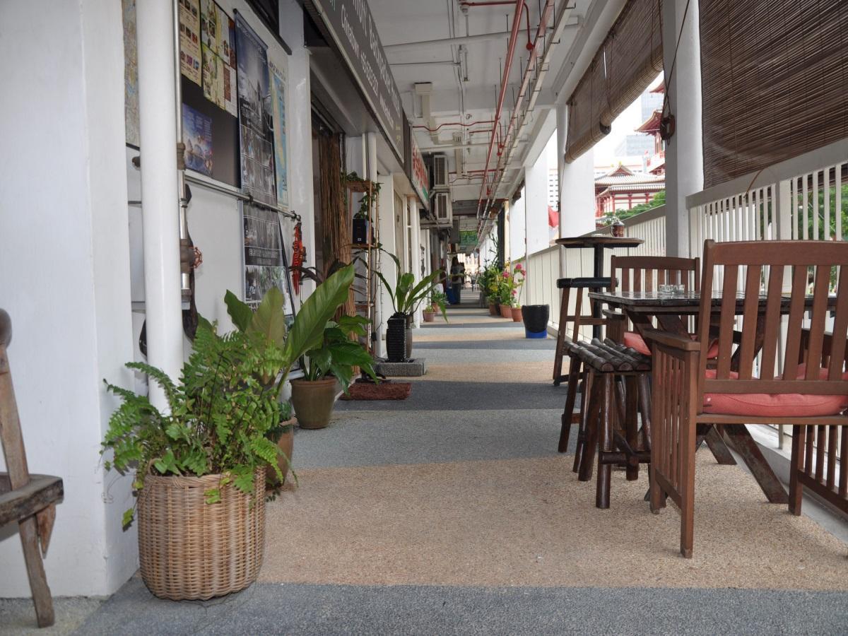 Fernloft City Hostel - Chinatown, Outram
