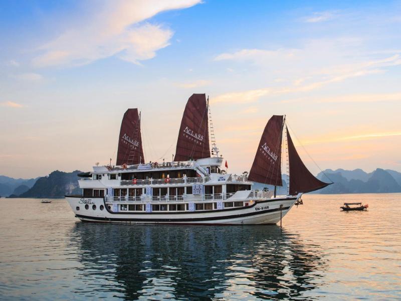 Hạ Long Aclass Stellar Cruise