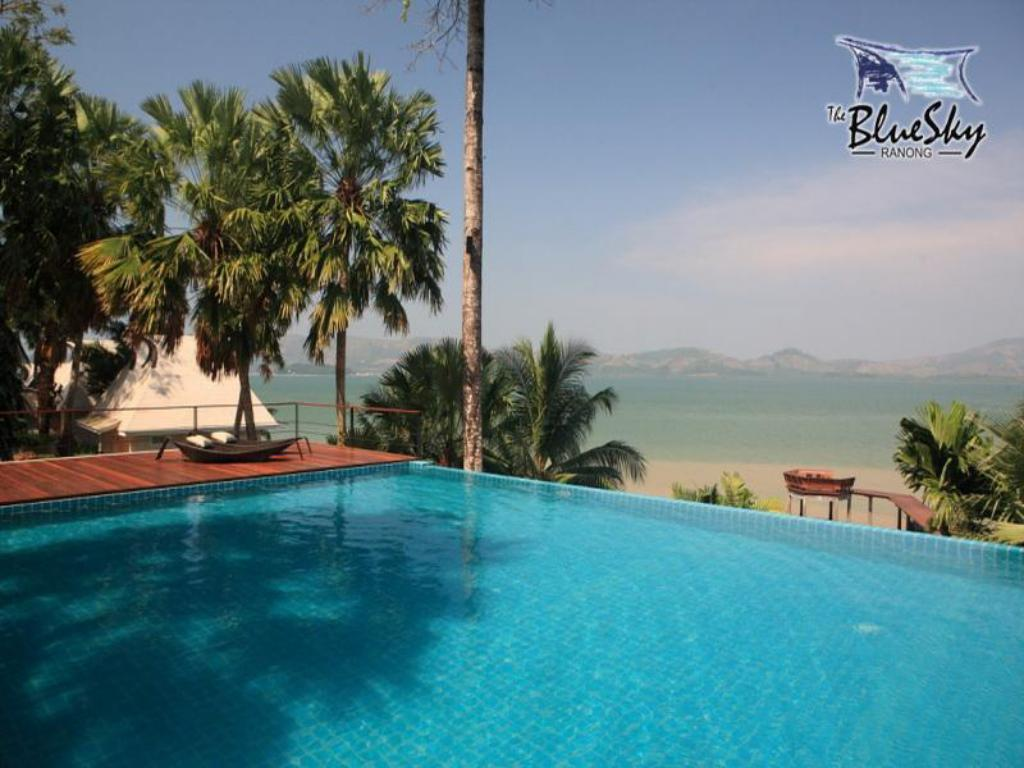 The Blue Sky Resort@ Ranong
