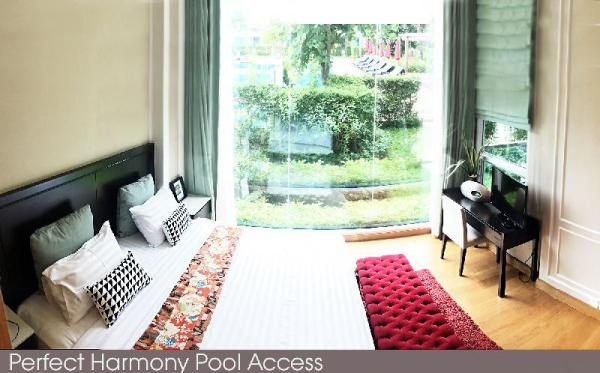 Perfect Harmony Pool Access Hua Hin