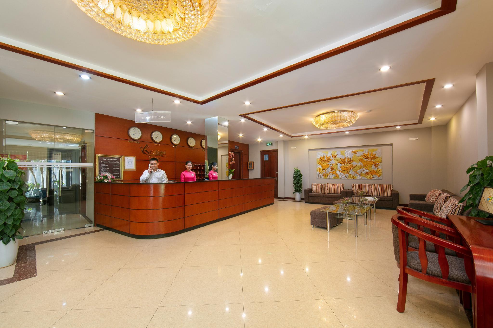 Khách Sạn Sen 1 Hà Nội