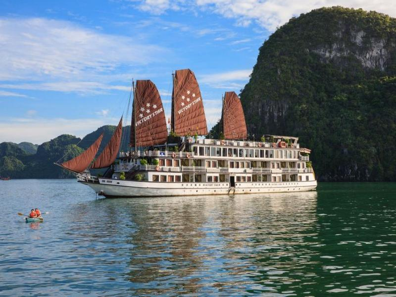 Halong Victory Star Cruise