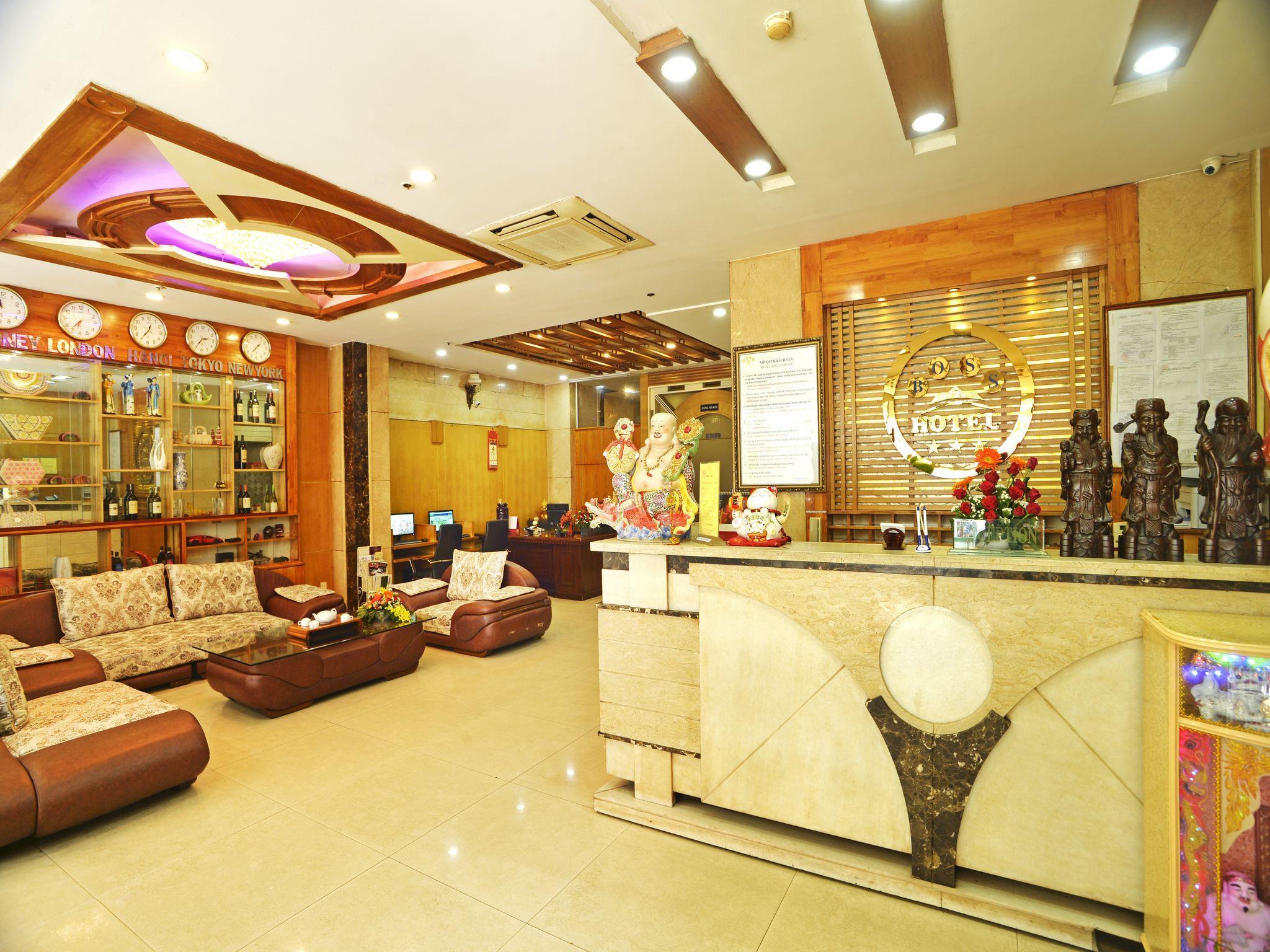 Khách Sạn Boss Palace Hồ Chí Minh