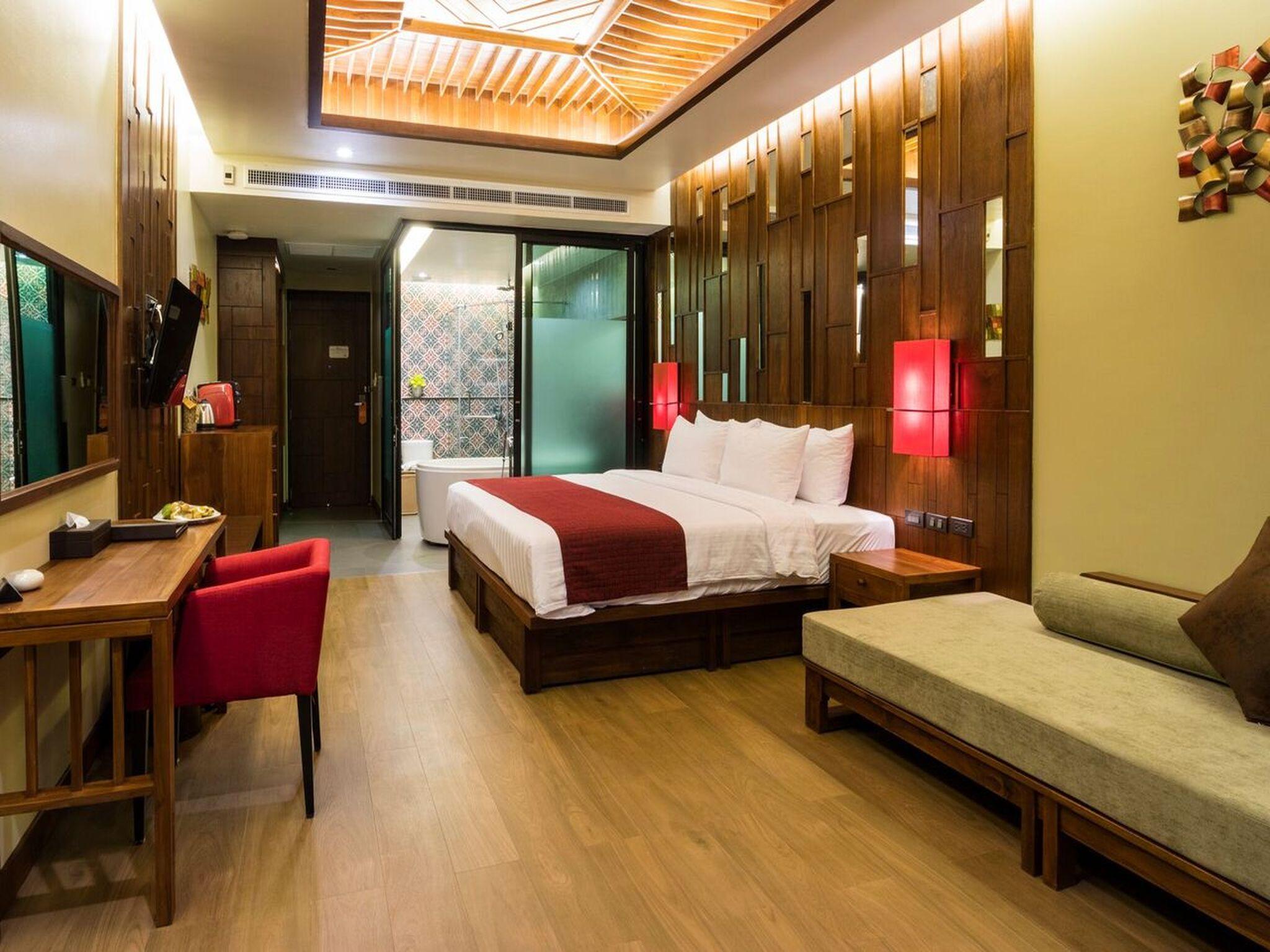Ao Nang Phu Pi Maan Resort and Spa, Muang Krabi