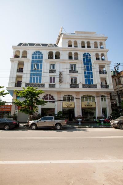 Khách sạn Seoul Hạ Long