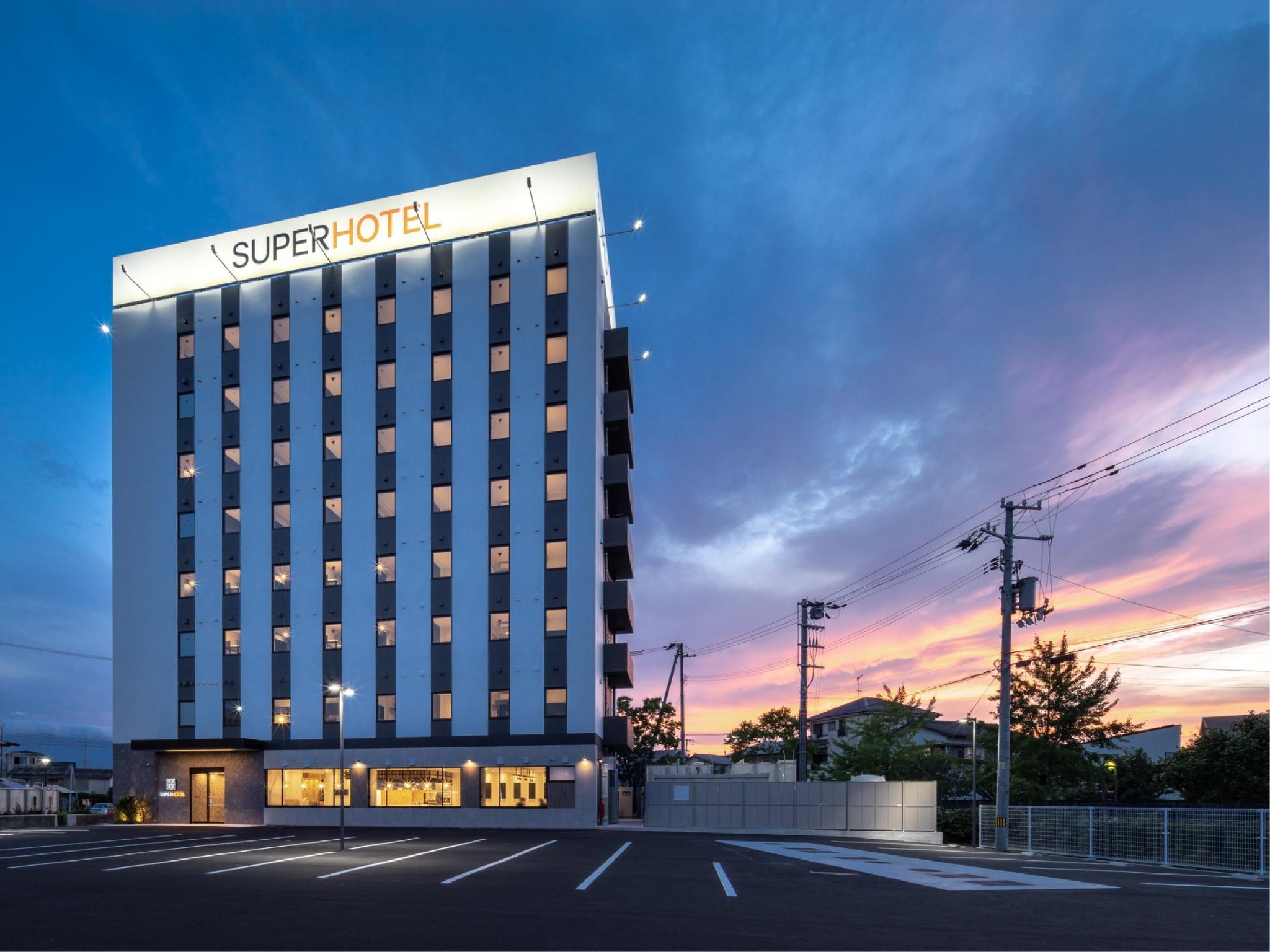 スーパーホテル徳島・小松島天然温泉
