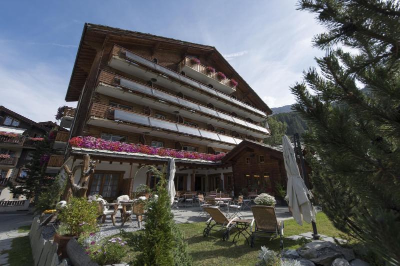 澤爾馬特太陽之星飯店