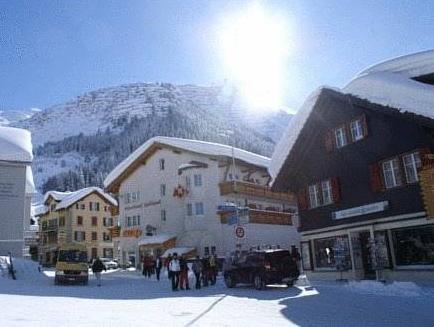 Alpenhotel Schlussel, Uri