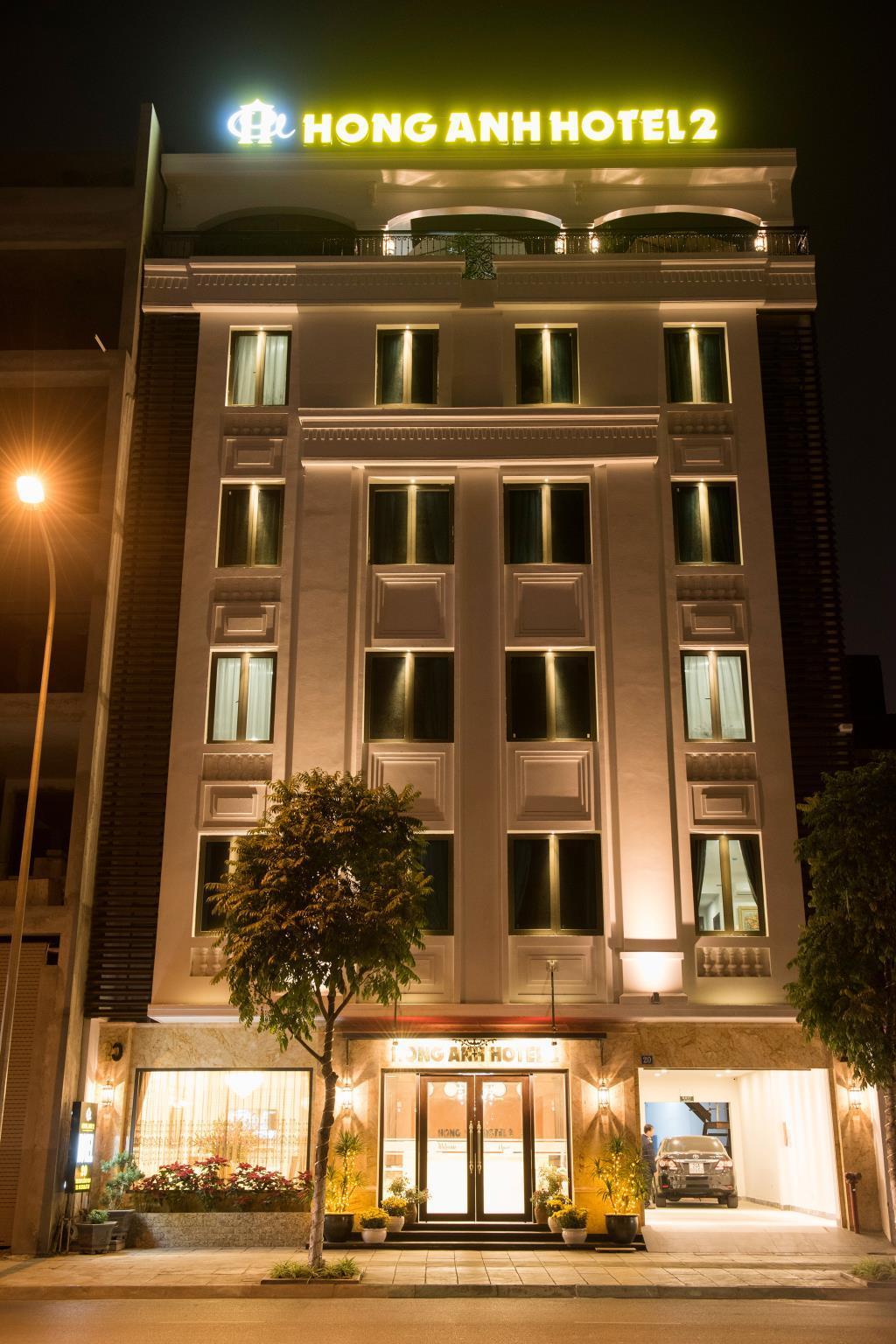 Hong Anh Hotel 2, Cầu Giấy