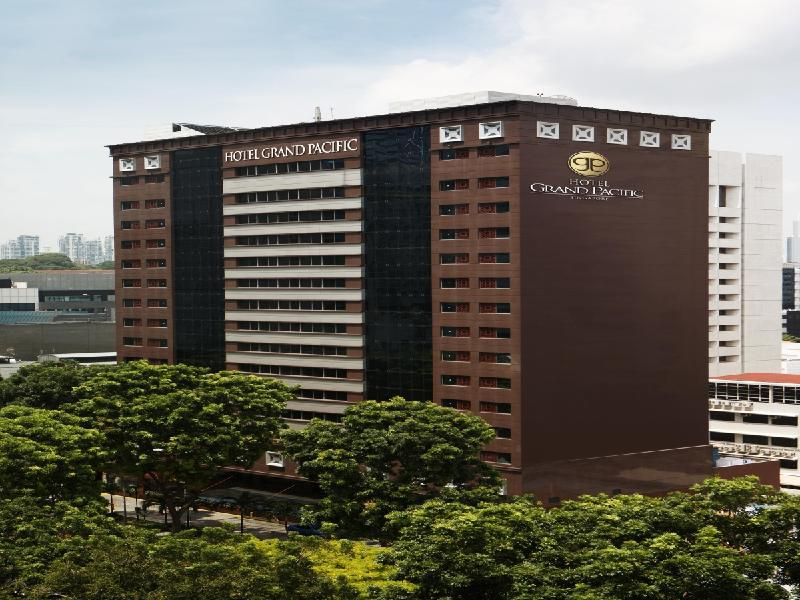 Hotel Grand Pacific Singapore In Singapore