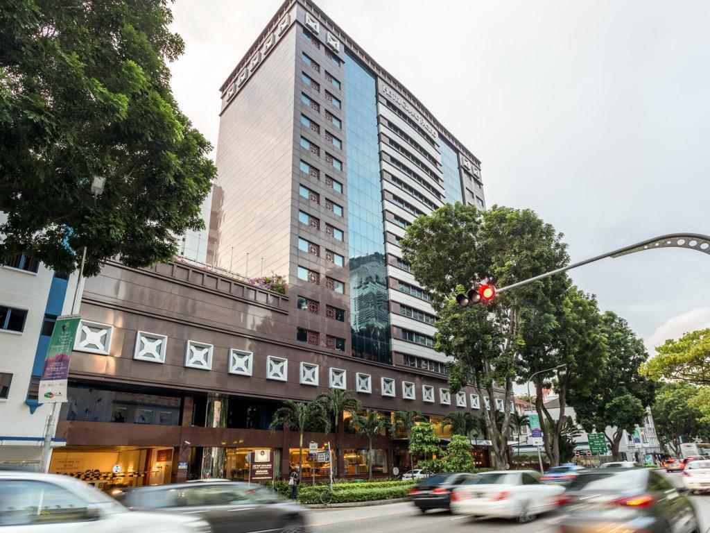 Ibis Singapore on Bencoolen Hotel - Agoda