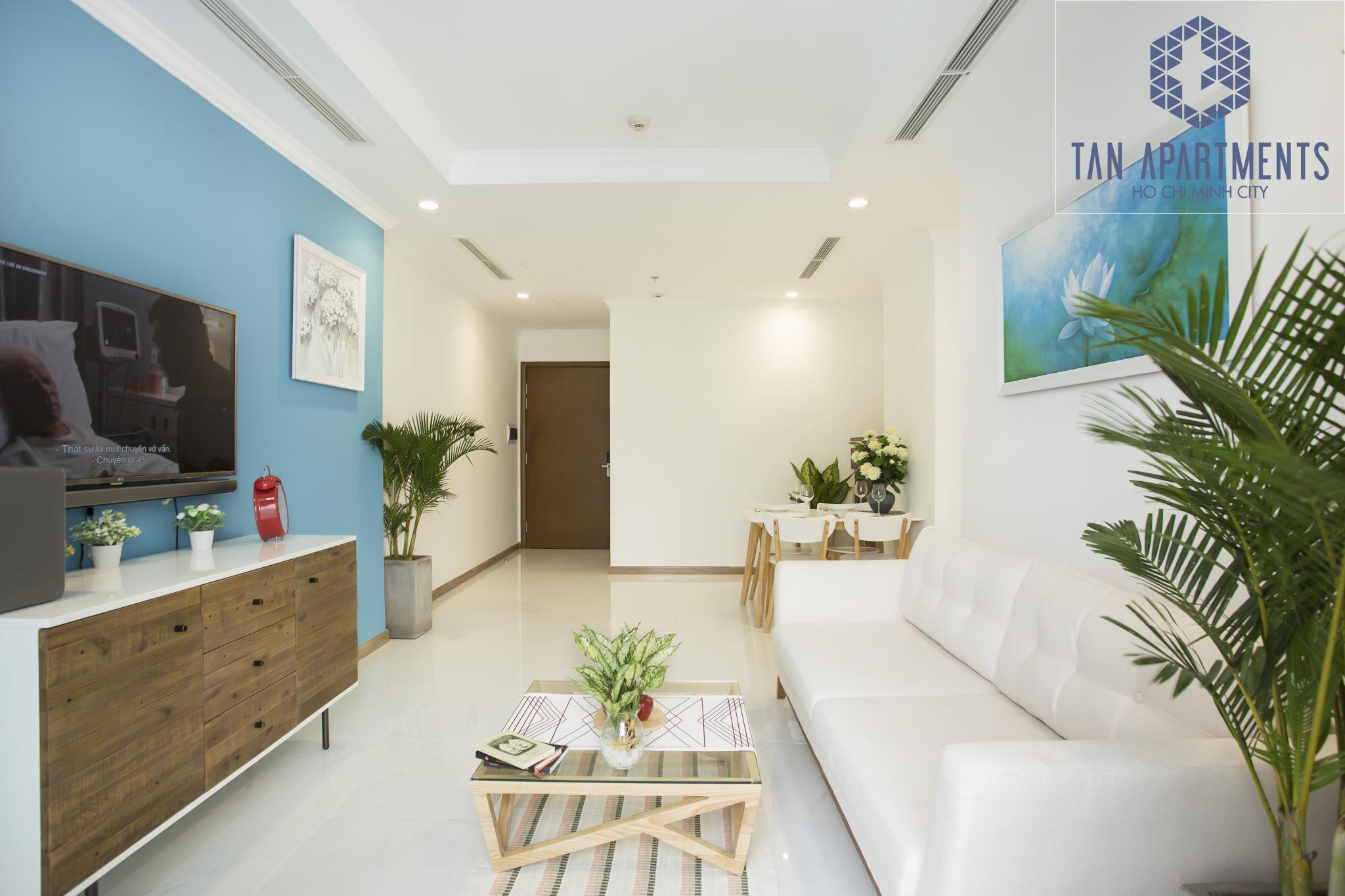 Vinhome Central Park- 49 Floor-Tan's Apartment