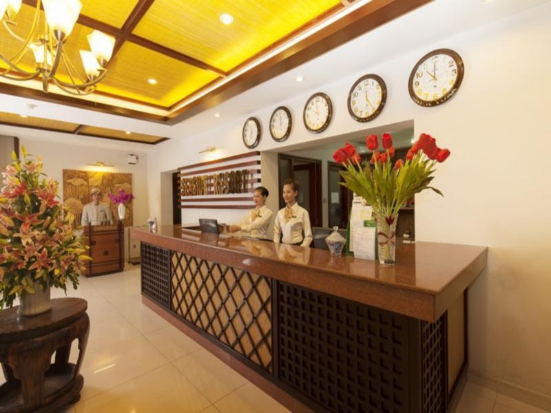Khách Sạn Seaside Resort Vũng Tàu
