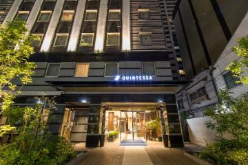 Hôtel Quintessa à Osaka Shinsaibashi
