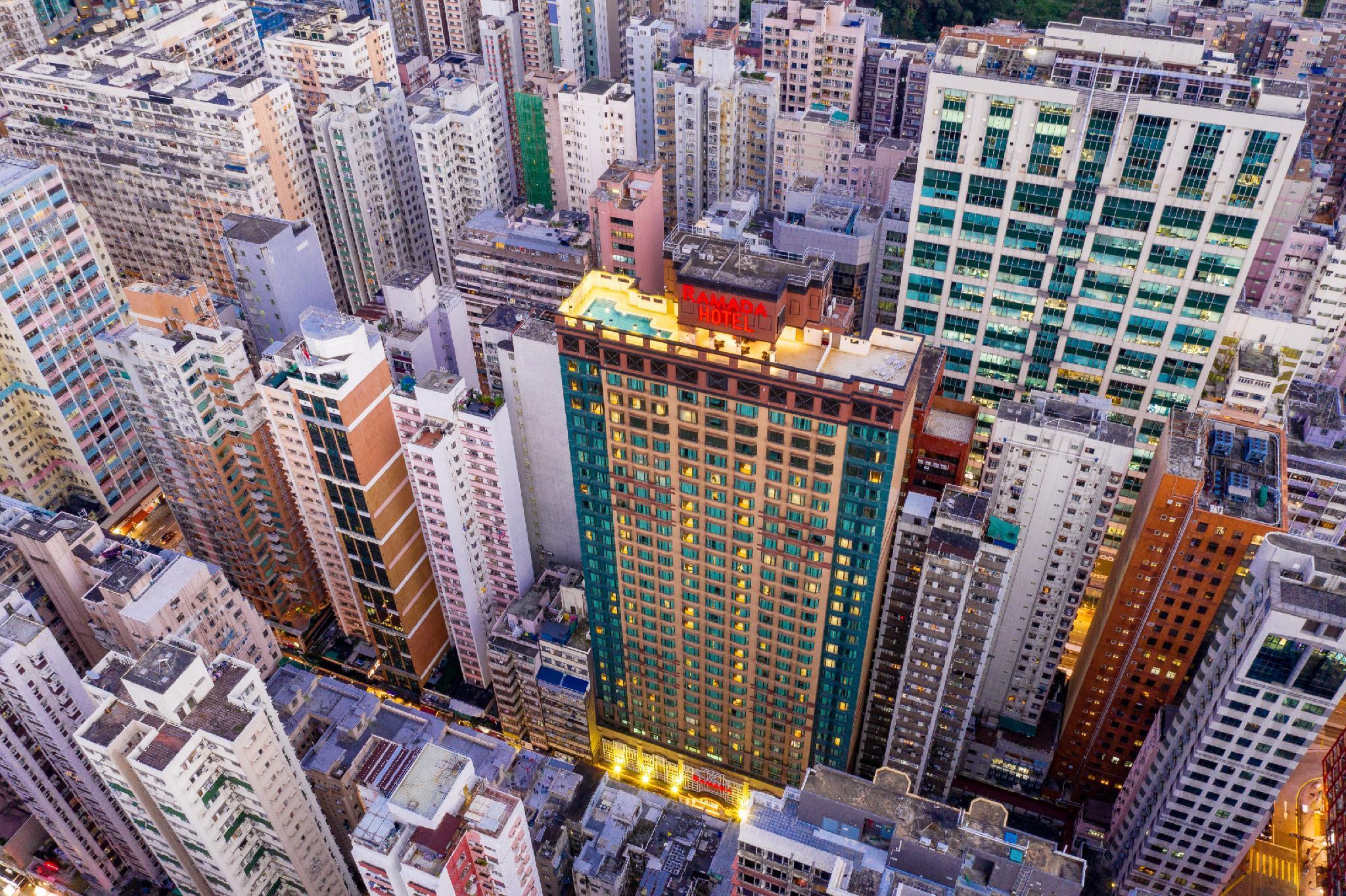 Ramada Hong Kong Grand View, Eastern