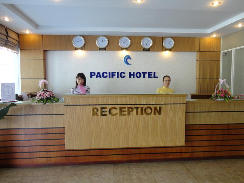 Khách Sạn Pacific Vũng Tàu