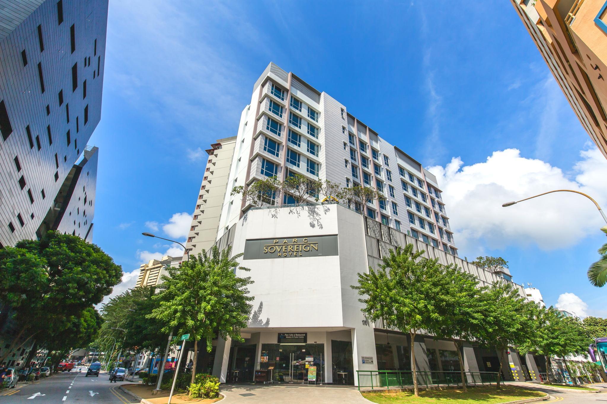 Parc Sovereign Hotel - Albert