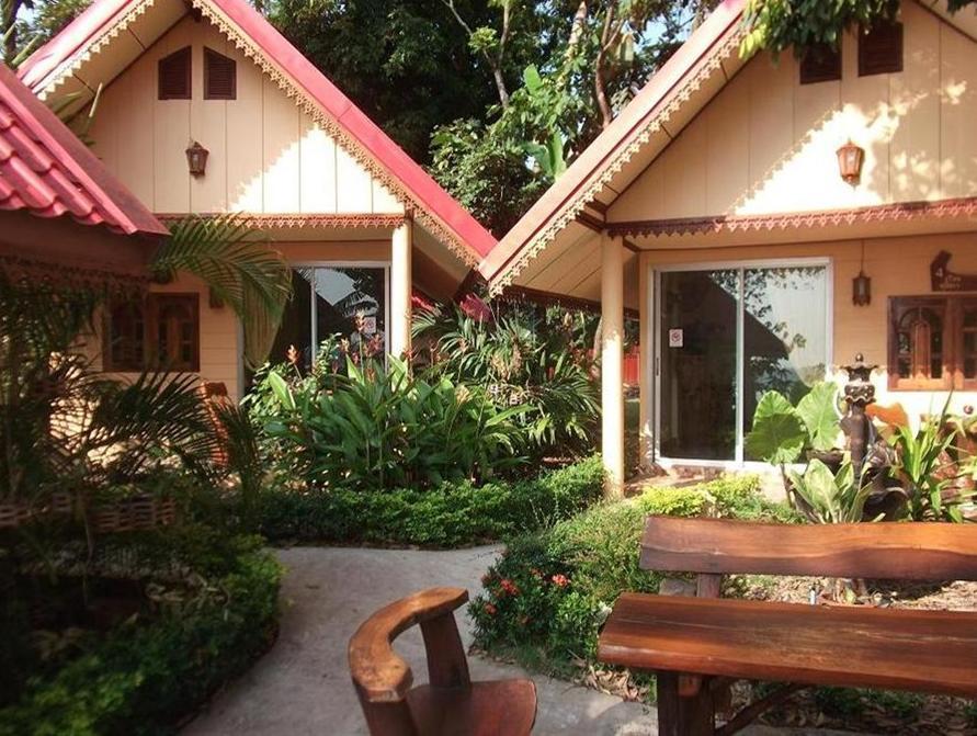Rotchana's Retreat Hotel on Mekong That Phanom, That Phanom