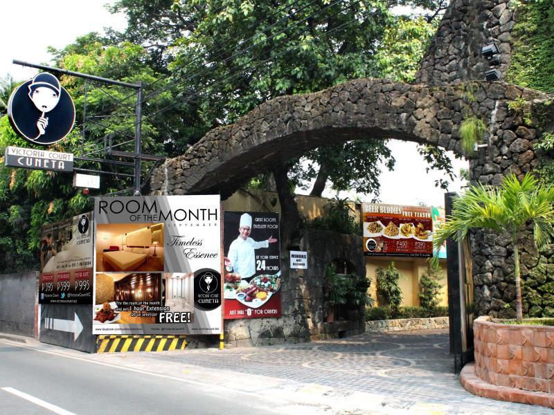 Victoria Court Cuneta Motorist Lodge, Pasay City
