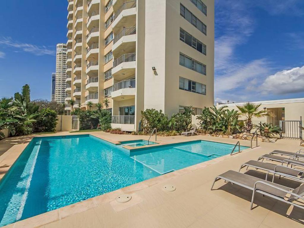 Best Price on Pacific Plaza Apartments in Gold Coast + Reviews