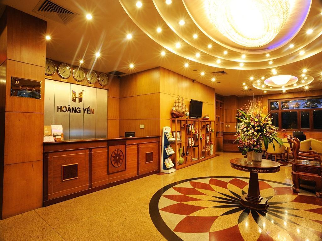 Khách Sạn Hoàng Yến Hồ Chí Minh