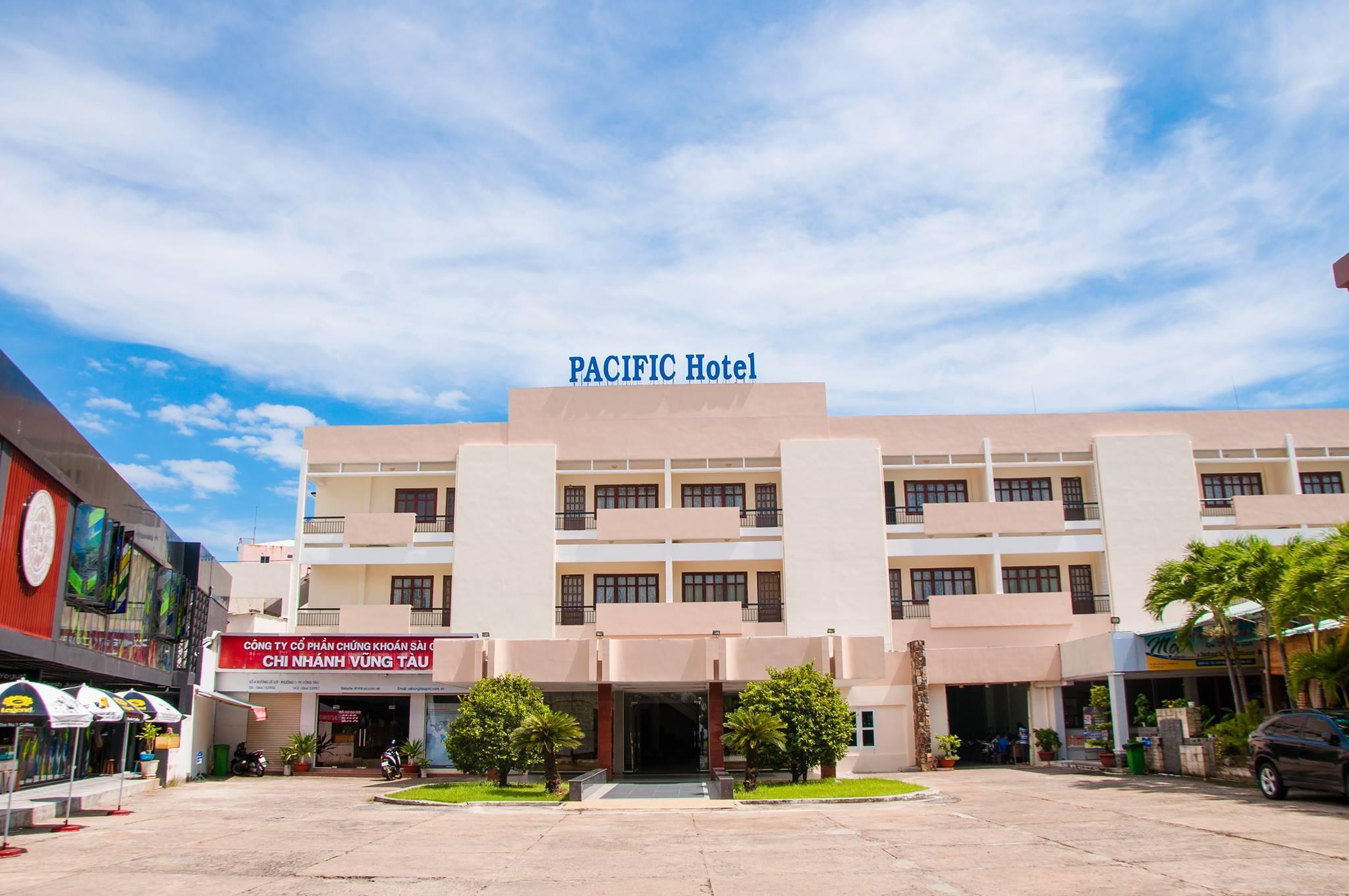 Pacific Hotel, Vũng Tàu