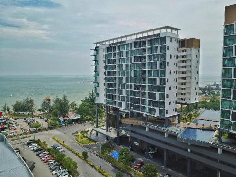port dickson beach resort apartment at D'wharf