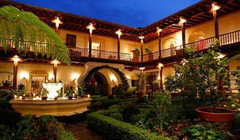 Hotel Palacio de Dona Leonor, Antigua Guatemala
