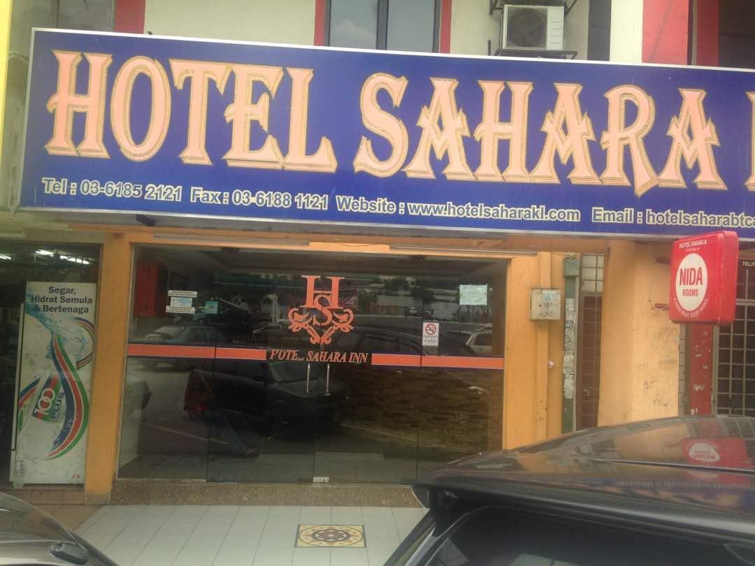 Hotel Sahara Inn -Tanjung Malim, Hulu Selangor