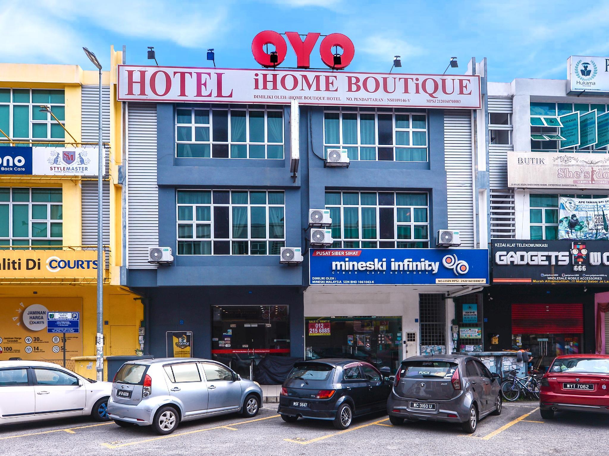 OYO 421 IHome Boutique Hotel, Hulu Langat