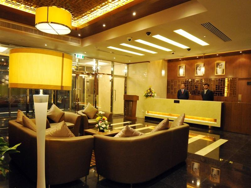 TIME Dunes Hotel Apartment Oud Metha,