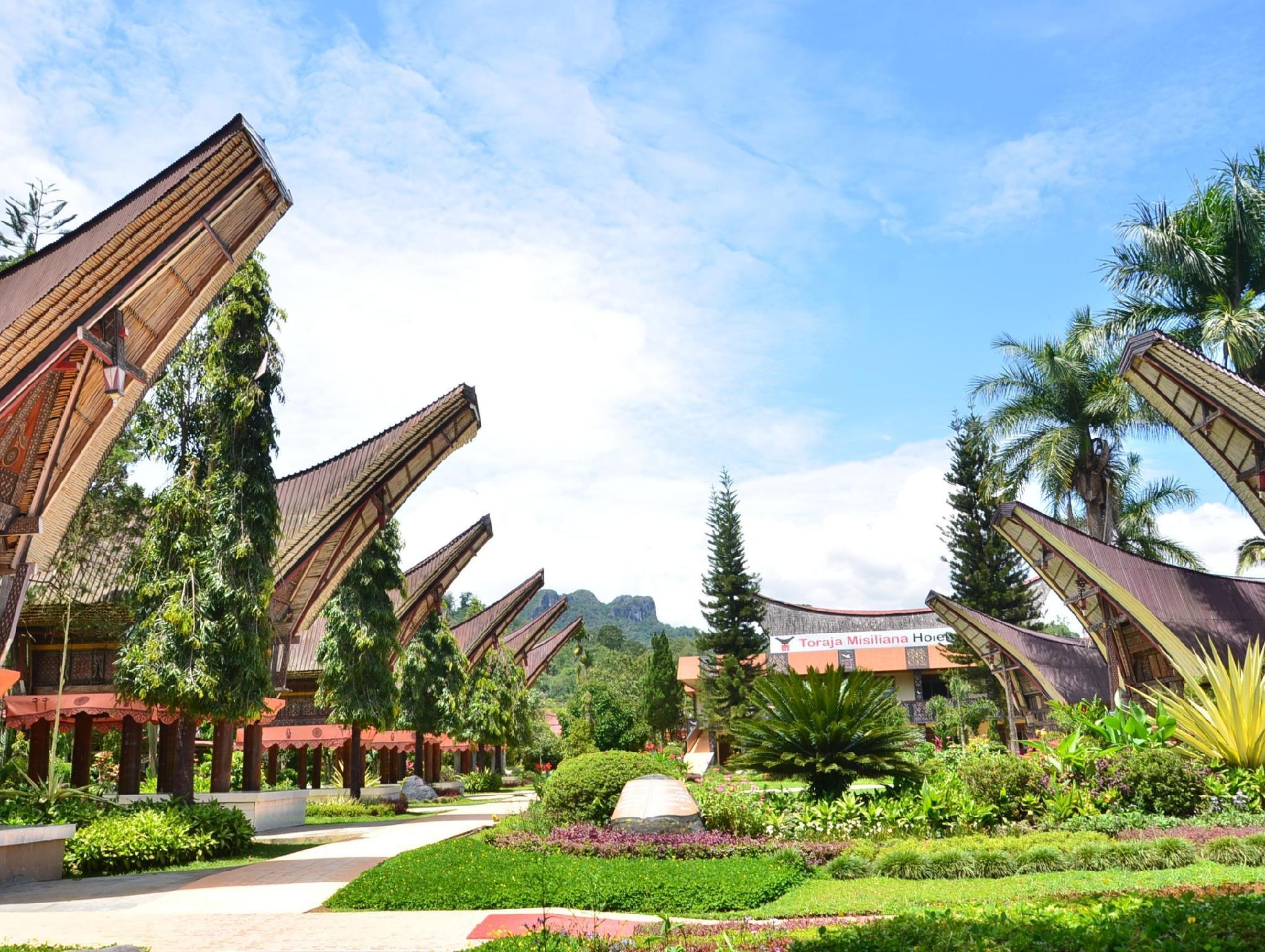 Toraja Misiliana Hotel,Lolai Negeri Di Atas Awan