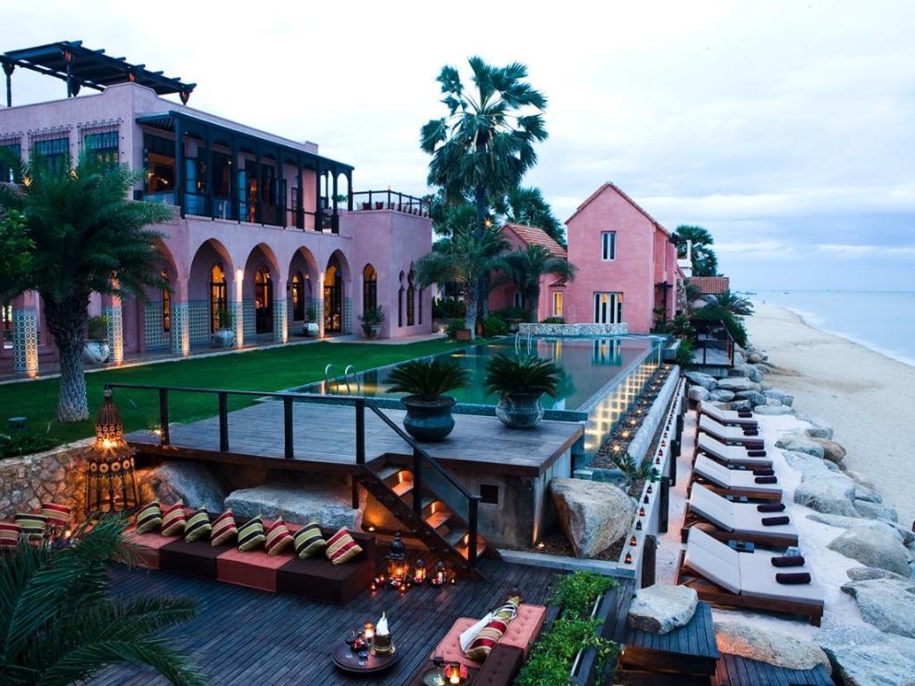 Best price on villa maroc resort pranburi in hua hin cha for 8 villas hua hin