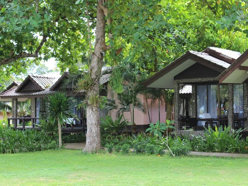 Nang Nual Resort, K. Ko Chang